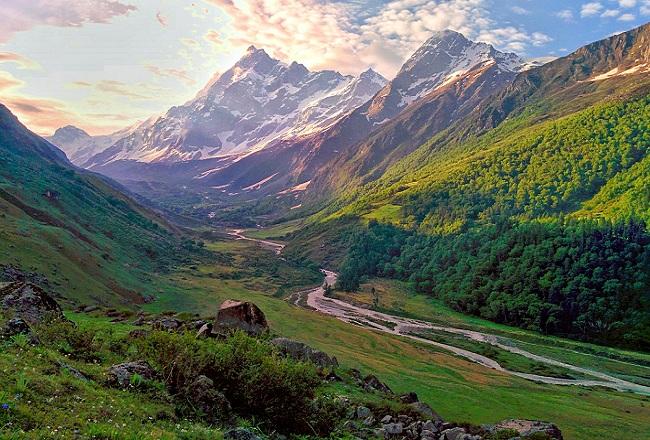 Har Ki Doon Valley