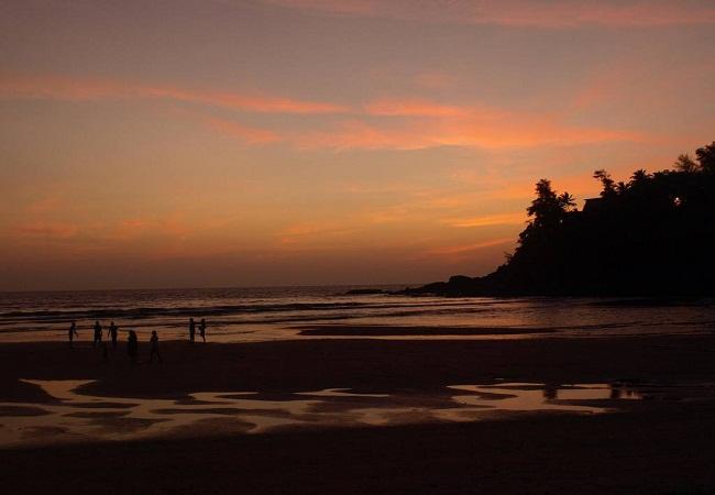 Baga beach