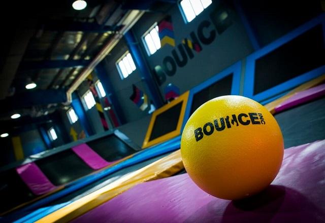 Bounce Trampoline Park Dubai