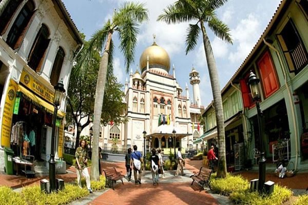 Spiritual Places to Visit in Singapore
