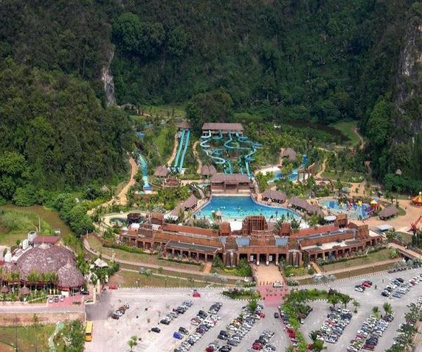 Lost World Of Tambun Hotel, Resort Spa, Ipoh