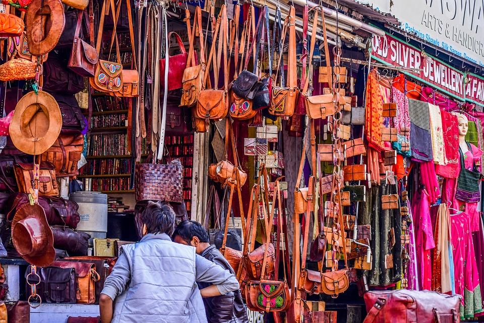Kishanpol Bazaar, Jaipur